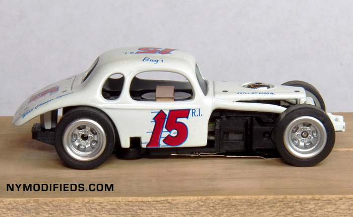 NY Modifieds - HO Scale Modified Slot Car Racing