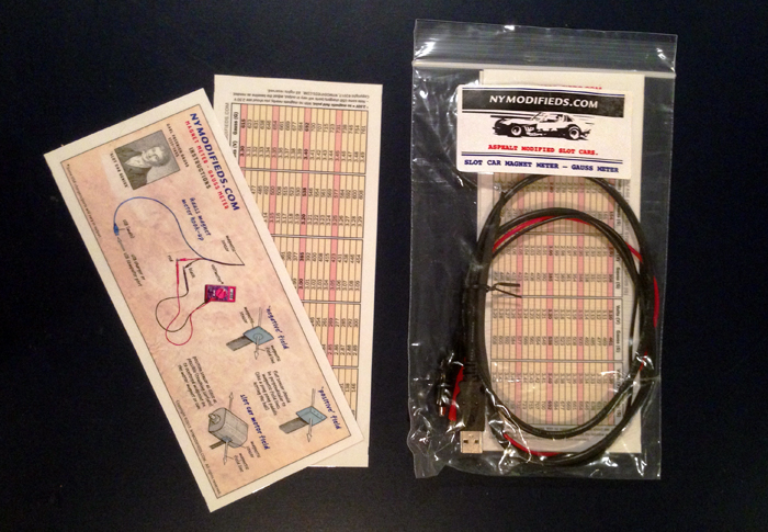 nymodifieds.com gauss meter package